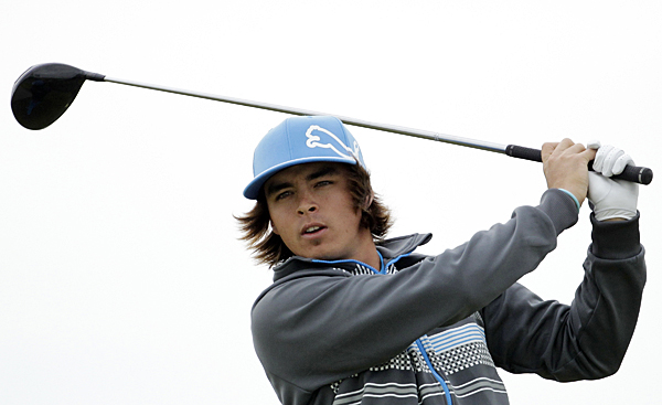Rickie Fowler tied for 14th last year at St. Andrews in his first start at the Open.