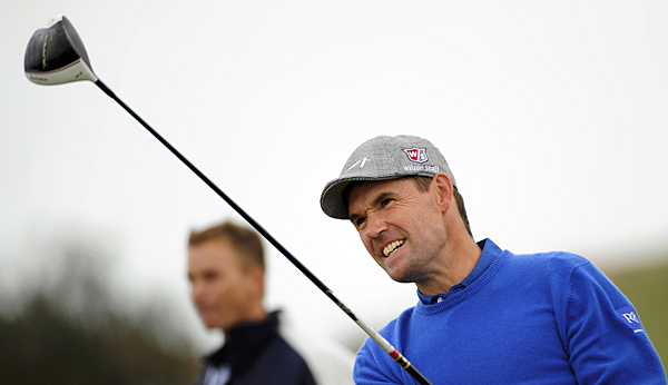 Padraig Harrington won the Open in 2007 and 2008.