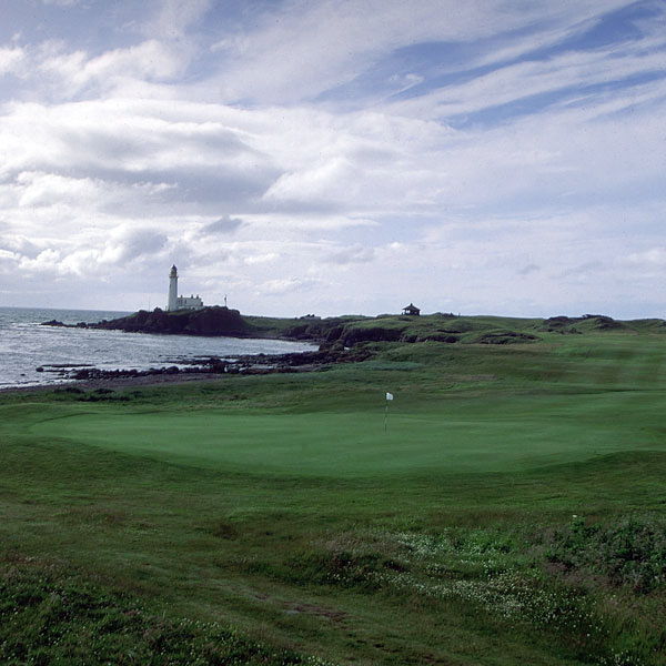 Turnberry (Ailsa)                   Turnberry, Scotland, #18 World