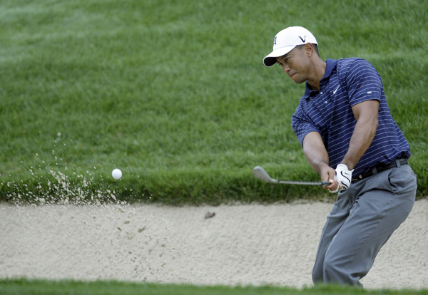 In the two-year history of his tournament, Woods finished T6 in 2007 and he missed the event last year while recovering from knee surgery.