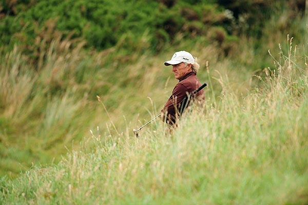 Norman's last major victory came at the British Open in 1993.