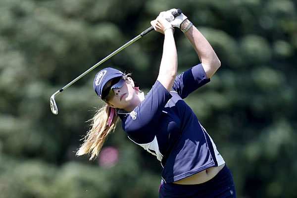 Creamer is No. 3 on the LPGA money list this season.
