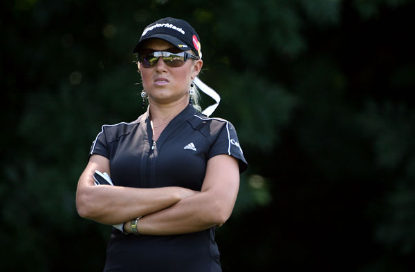Defending champion Natalie Gulbis finished T17 after a final-round 69.