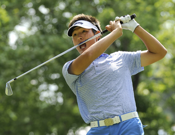 You May Know Him From ... 2008 U.S. Amateur champion, also won 2009 Johnnie Walker Classic as an amateur.