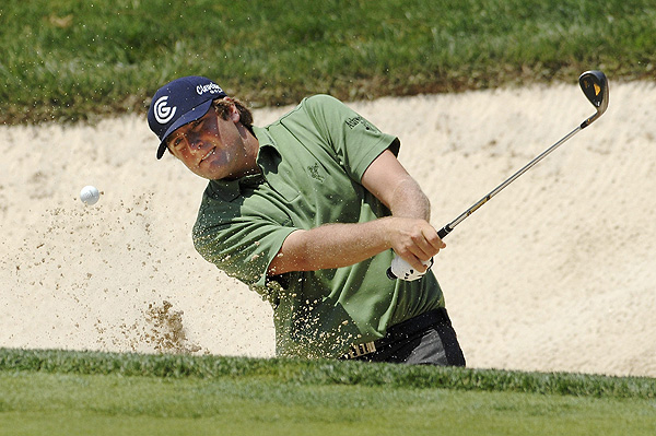 First Round of the AT&T National                     Steve Marino shot a bogey-free 65 for a one-stroke lead.