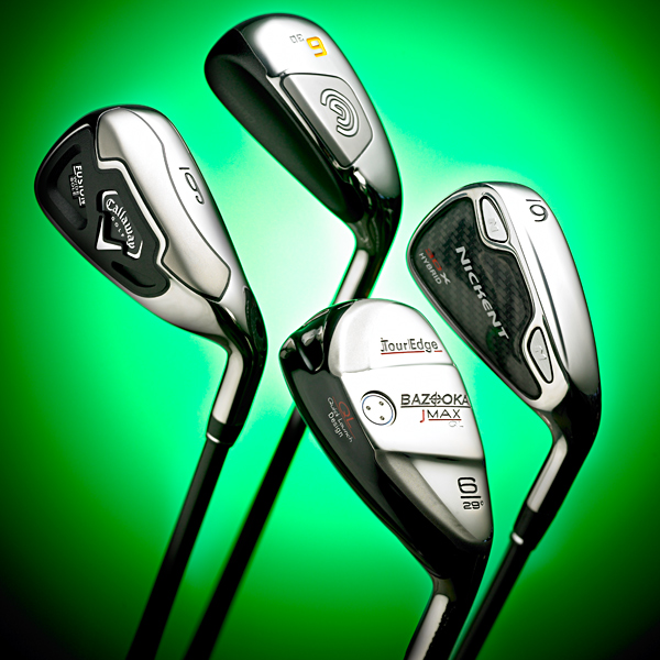 ClubTest: MAX game-improvement irons                                              Testers swing away with four irons that know forgiveness is divine                                              HOW WE DID IT                                              ClubTesters evaluated the models in four situations on the driving range and the course. They hit shots from the tee, fairway and rough and chips to the green.                       For a detailed description of the methodology, visit our web site at golf.com/testing                                              RATING SYSTEM                        HOW IT WORKS                                              Testers vote on Look, Feel, Playability, Forgiveness and Distance. The winning model (the one receiving the most points) is awarded Golf Magazine/ClubTest 5-star status.
