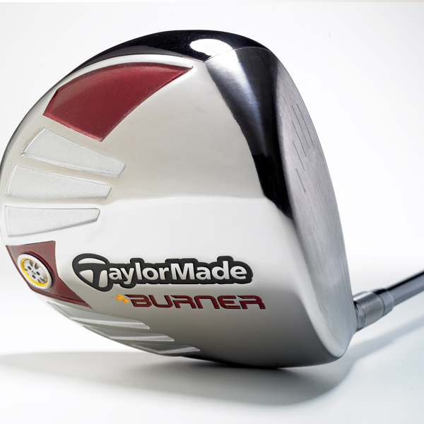 TaylorMade Burner                                          Who it's for: All players                                          The Burner is deeper (from front to back) than any                     driver head in company history. Three rear weight                     pads further aid forgiveness. But Burner's real                     claim to fame may be that it's lighter and longer                     than most sticks. The REAX shaft, by Fujikura, is an                     inch longer than standard (46 inches) but weighs                     just 50 grams. The total package is 10 percent                     lighter (299 grams) than standard clubs. The idea, of                     course, is to get you swinging faster.                                          $299, graphite; taylormadegolf.com                                                               • Go to Equipment Finder profile to tell us what you think and see what other GOLF.com readers said about this club.                                          • Find the right driver for your game with our interactive driver fitting, powered by Hot Stix.
