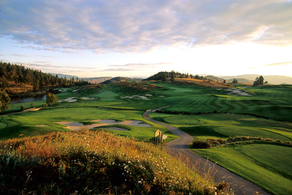 Predator Ridge Golf Resort | Vernon, British Columbia                     Green fees: $110-$160                     888-578-6688, predatorridge.com