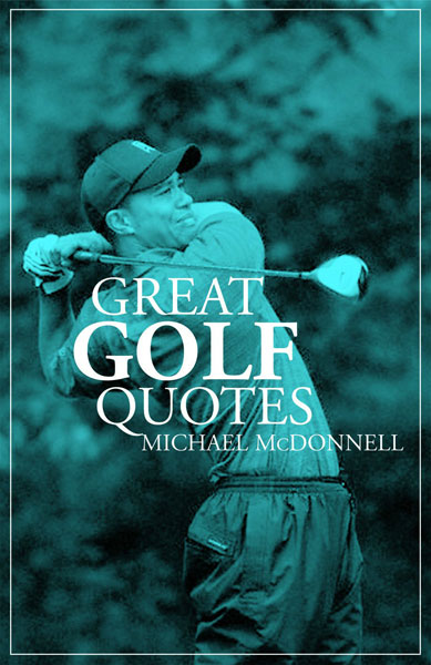 "Zinger!                                              A new compilation of quotes reminds us that not all Tour players are boring                                              Pro golfers aren't known for their searing insights — their press conferences can be as dull as a White House news briefing. But there are exceptions, and Great Golf Quotes has unearthed thousands of them. The compilation has a European bent (the author is British) and a scarcity of material from recent years, but it's still packed with the kinds of quips and rips that made Dave Marr once confess: ""I have never been misquoted, but I've often said I was.""                                              Great Golf Quotes By Michael McDonnell $15, Trafalgar Square Publishing"