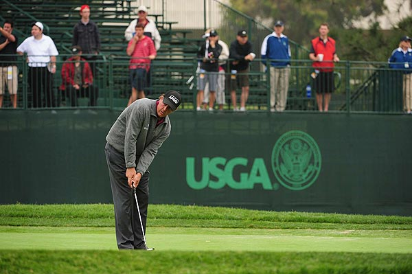 """I think the course is going to give the players a difficult test, but I think that it's a fair test,"" said Mickelson, a San Diego native. ""This tournament means a lot to me growing up here. And to see it set up like this and so beautiful, it's exciting."""