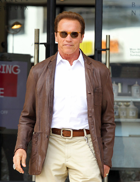 The Pick: Arnold Schwarzenegger                       Bad matchup for Gates. He would have eaten Zuckerberg's lunch.
