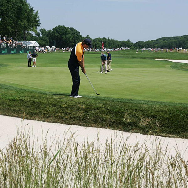 Retief Goosen won the U.S. Open in 2001 and 2004, but he missed the cut last year at Winged Foot.