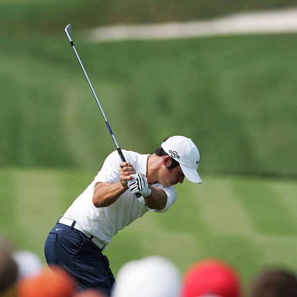 Paul Casey tumbled down the leaderboard with a triple bogey on No. 6. He rebounded with birdies on 17 and 18 to finish tied for 10th.                     •Go to more U.S. Open galleries