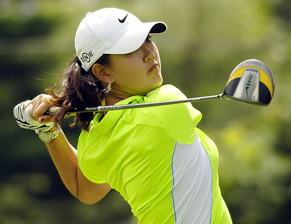 Michelle Wie birdied 18 to tie for 24th.