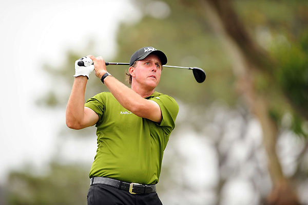14. Will Phil Mickelson win a major in 2009?                   35% Yes                   65% No
