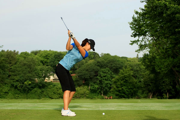 Michelle Wie, 18, had to qualify for the U.S. Open, the first time she has had to qualify for a  tournament since the ninth grade.