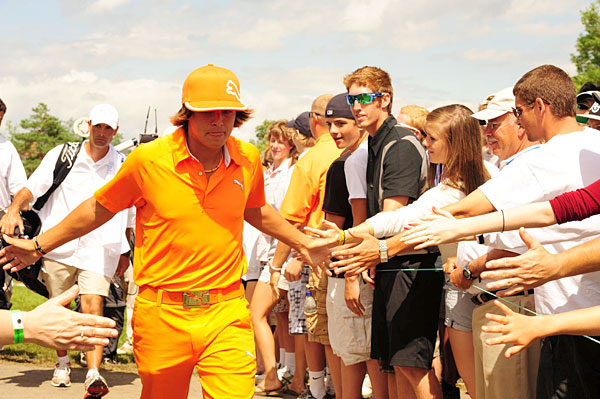 Fowler didn't win, but he gained plenty of new fans at Muirfield Village.