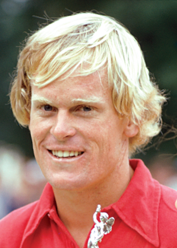 """1973Champion: Johnny MillerAvg. score for the field: 75.45Rounds under par for field: 40Purse: $219,400Entries: 3,580HISTORY LESSONMiller was three shots back after 36, but when he arrived at the course for the third round he discovered he'd forgotten his hand-written notes and course yardages. Standing on the first tee, he """"broke into a cold sweat"""" and asked his wife Linda to retrieve his crib sheet. Meanwhile, he played the first six holes in 5 over par. When the missus finally returned, he settled down and played even par for the remainder of the round."""