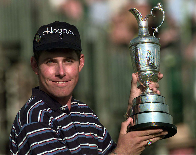 Justin Leonard, 1997, Royal Troon
