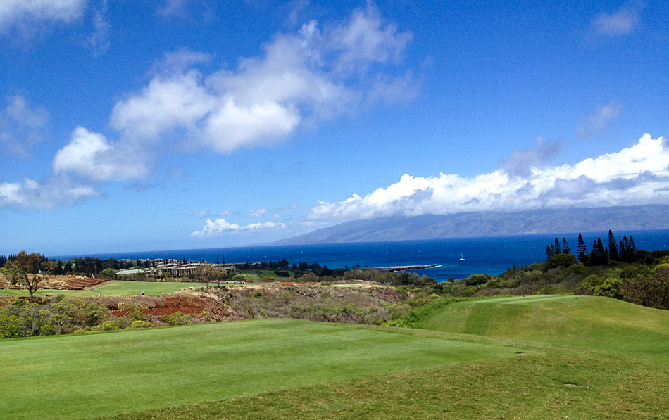 Kapalua (Plantation Course) -- Maui, Hawaii                       Submitted by Jason Joice