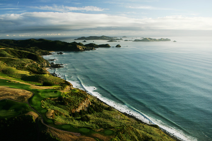 74. Kauri CliffsKerikeri, New Zealand                       More Top 100 Courses in the World: 100-76 75-5150-2625-1