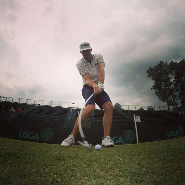 @keeganbradley1: 5i on the 6th. My shafts may be too weak. #usopen