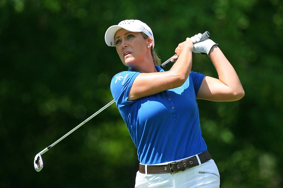 Cristie Kerr shot a 70.