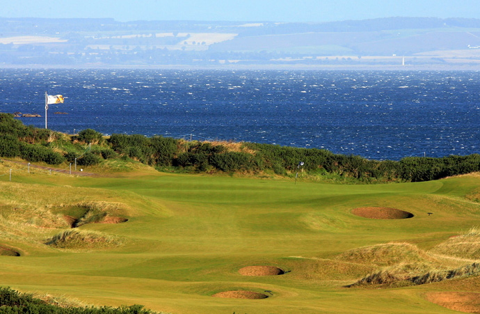 55. Kingsbarns                       St. Andrews, Scotland                       More Top 100 Courses in the World: 100-76 75-5150-2625-1
