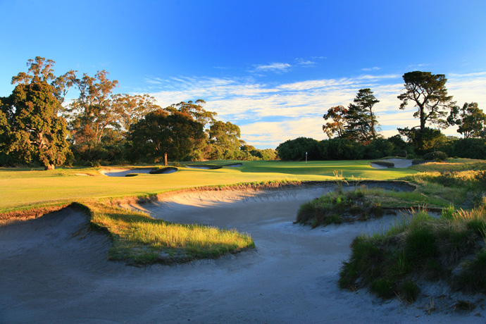 28. Kingston Heath                       Melbourne, Australia                       More Top 100 Courses in the World: 100-76 75-5150-2625-1