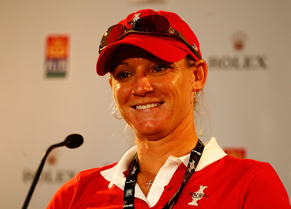 Solheim Cup Record: Rookie