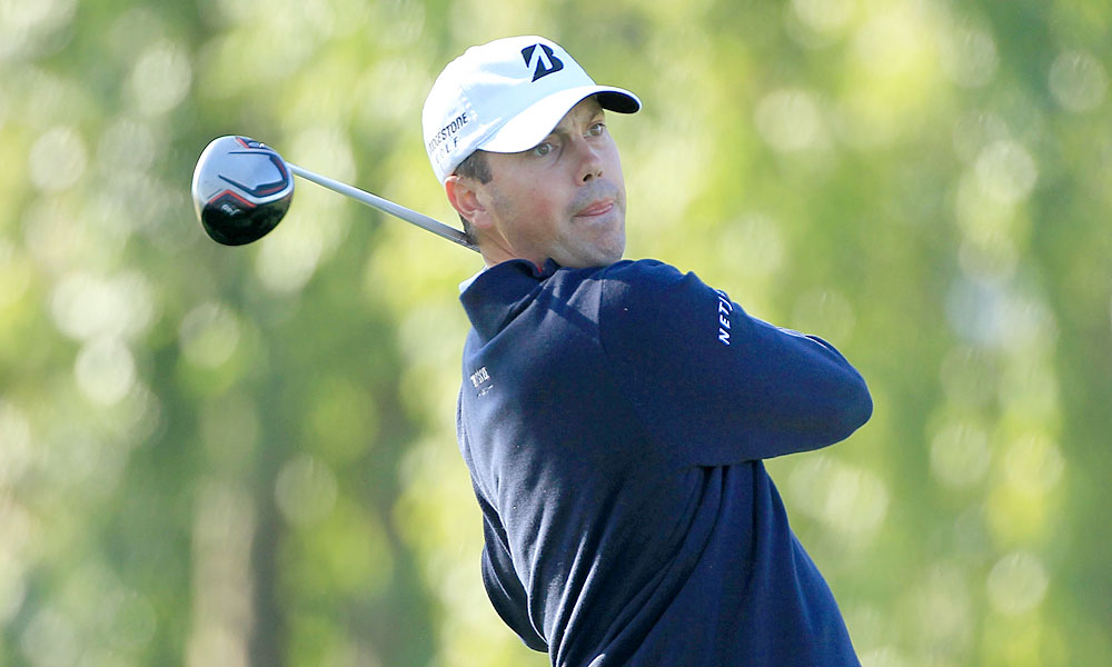 Matt Kuchar shot a five-under 67 at La Quinta.