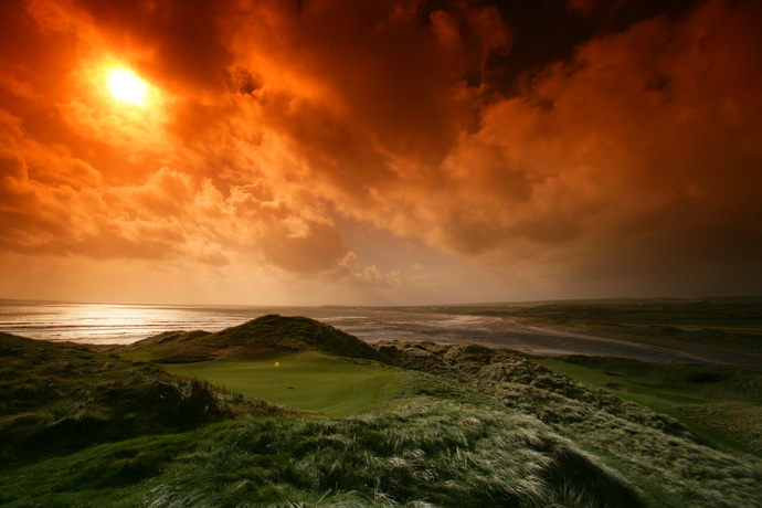 40. Lahinch (Old)                       Lahinch, Ireland                       More Top 100 Courses in the World: 100-76 75-5150-2625-1