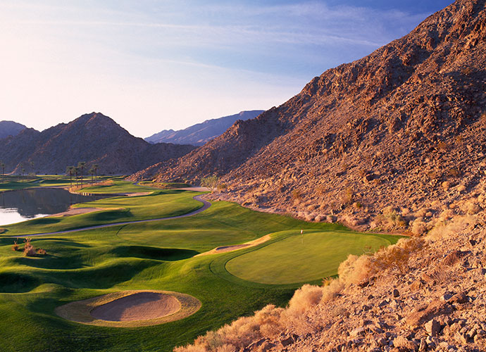 94. La Quinta Resort (Mountain) La Quinta, Calif.; Pete Dye (1980) -- $89-$269, laquintaresort.com