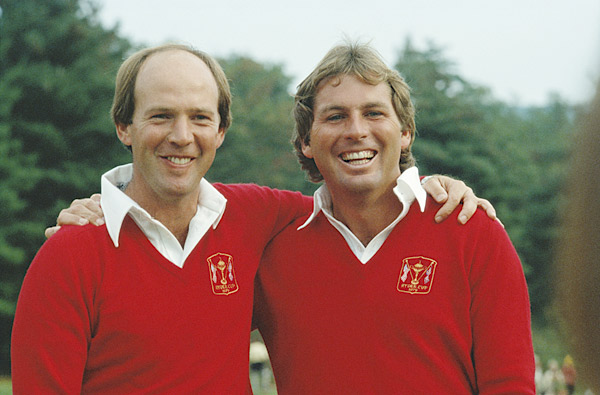 What a great week this was. My first Ryder Cup [in 1979] and I was paired with one of the most fearless competitors and ended the week 5-0. I had never played match play before. Lanny asked Billy Casper to let me play with him so he could help me adjust to it, and I learned a lot. Lanny taught me that when you get 1 up try to get 2 up, then 3 up. Never be satisfied with just being up.