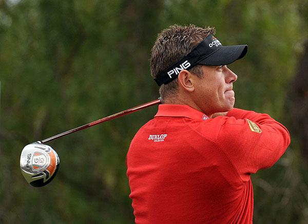 Lee Westwood                     World ranking: 4                                          Driver: Ping G10 (9°)                                          Shaft: Aldila PGA Tour Only Prototype XNV6