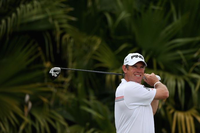 Lee Westwood recorded his second top 10 of the season last week at the Honda Classic.