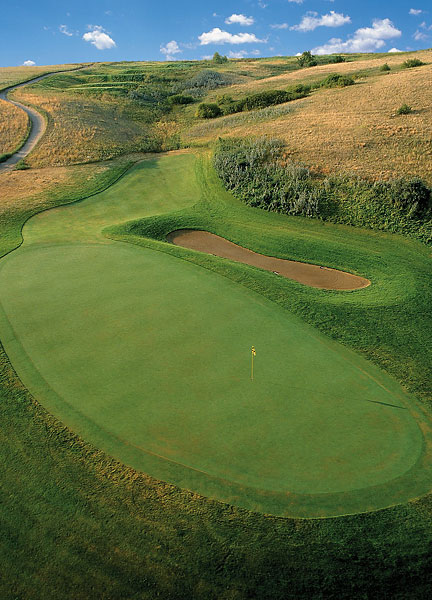 Links of North Dakota, Williston, N.D.: If you like your links windy, and who doesn't, then this Stephen Kay track is the place. You just have to trek to the northwest corner of North Dakota to play it.