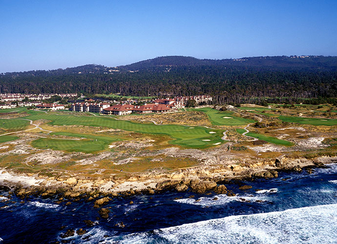 44. The Links at Spanish Bay Pebble Beach, Calif.; Robert Trent Jones Jr. (1987) -- $270-$305, pebblebeach.com