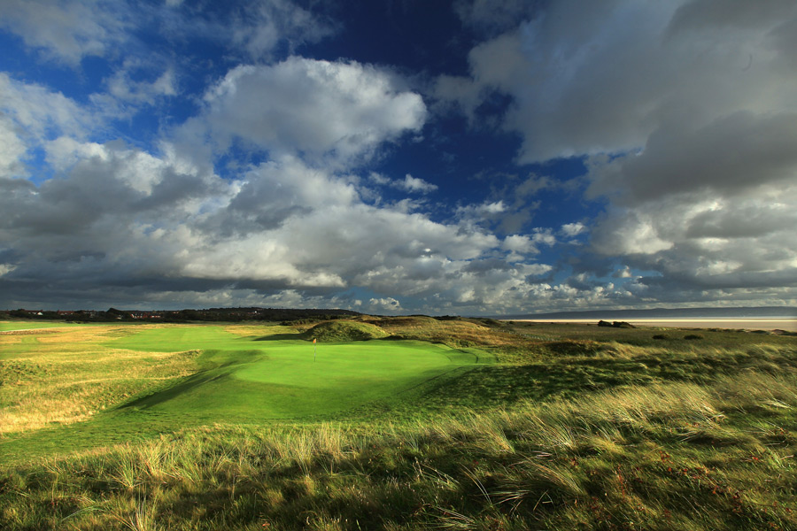 Royal Liverpool                       Host of 11 British Opens, the course also known as Hoylake (the town where it is located) will resume that duty again in 2014. First, though, the layout will host the Women's British Open this September.                       No. 77 on Golf Magazine's Top 100 Courses in the World