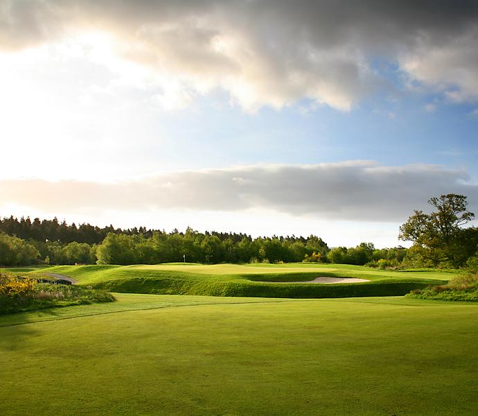 14th hole, Loch Lomond