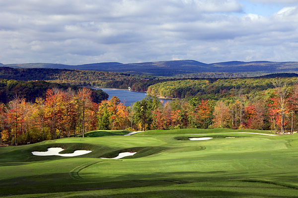 7. Lodestone Golf Club                     McHenry, Md.                     7,507 yards, par 72                     Green Fees: $125                     301-387-4653                     lodestonegolf.com