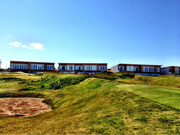 """@eamonlynch: The lodges at @cabotlinks."""