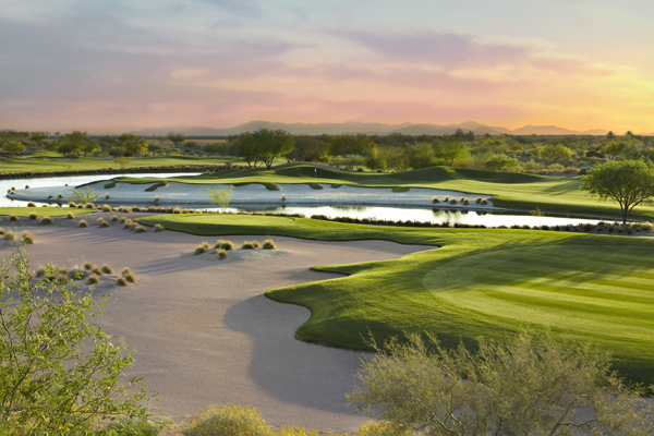 Longbow Golf Club | Mesa, Ariz.                       Green fees: $58-$155                       480-807-5400, longbowgolf.com