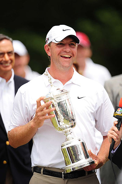 How He Qualified: Won the U.S. Open.