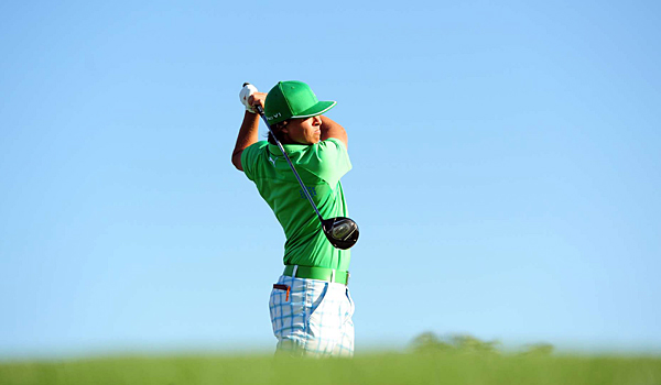 Rickie Fowler missed the cut after a 2-over 72.