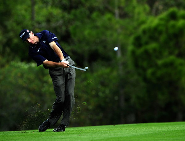 First Round of the 2009 Transitions ChampionshipAfter finishing third at Doral, Jim Furyk continued his good play with a 6-under 65.
