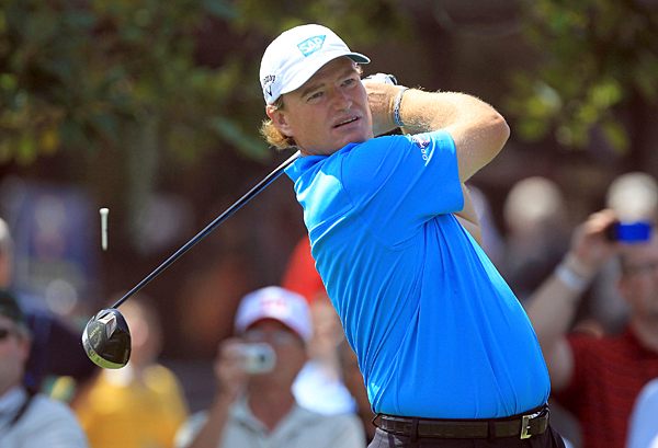 Ernie Els won by two strokes last year at Bay Hill.