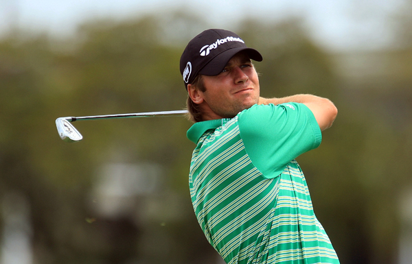 Sean O'Hair made six birdies and a bogey to grab the lead at Bay Hill.