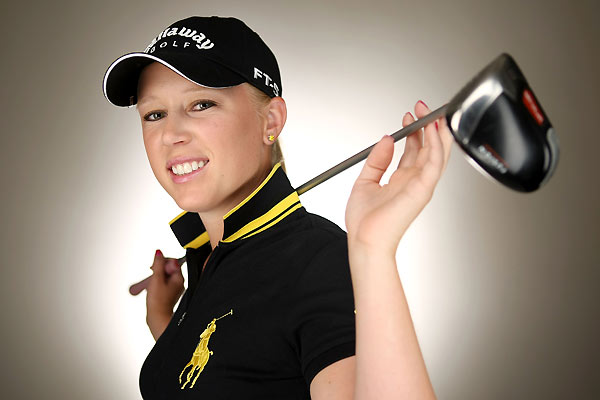 Morgan Pressel is the youngest player in LPGA Tour history to win a major championship at 18 years, 10 months, 9 days. She defends her title next week at the Kraft Nabisco Championship.