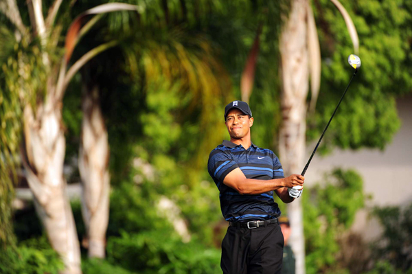 Second Round of the Arnold Palmer Invitational                       Tiger Woods shot a 1-under 69 on Friday, and he is right in the mix heading into the weekend.
